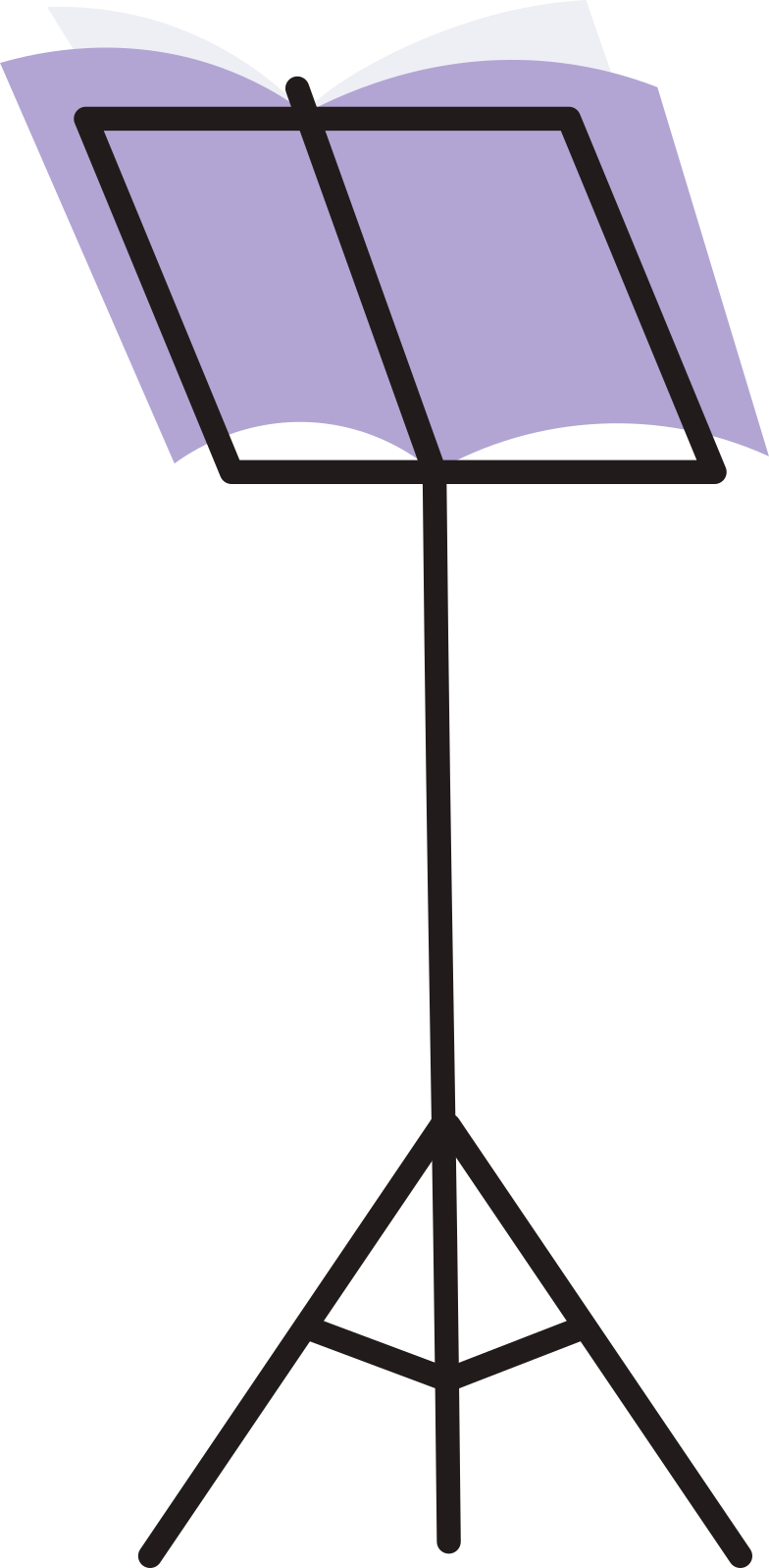 music book Clipart illustration in PNG, SVG