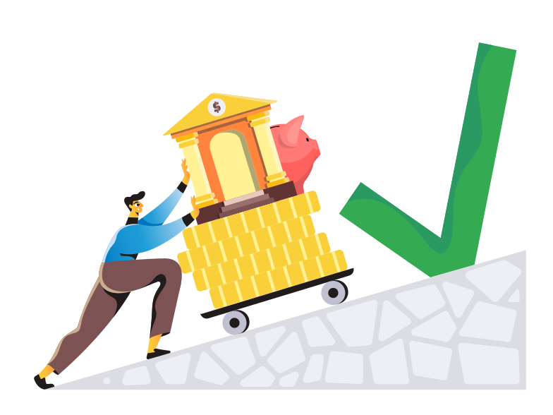 style Financial growth Vector images in PNG and SVG | Icons8 Illustrations