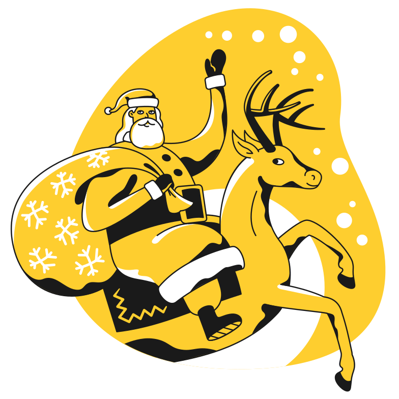 style Merry christmas Vector images in PNG and SVG | Icons8 Illustrations