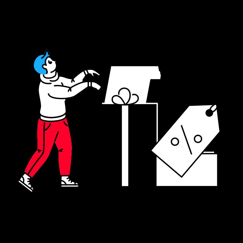 Sale! Clipart illustration in PNG, SVG