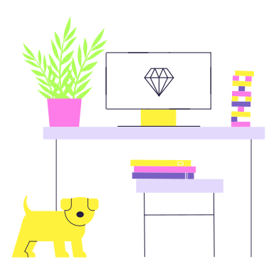 style Workspace images in PNG and SVG | Icons8 Illustrations