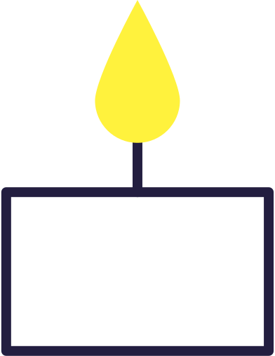 style candle images in PNG and SVG | Icons8 Illustrations