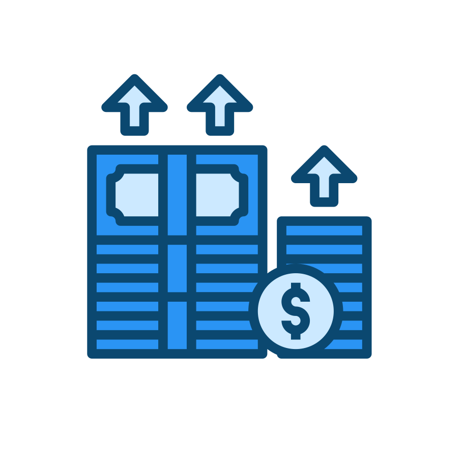 style Profit increase Vector images in PNG and SVG | Icons8 Illustrations