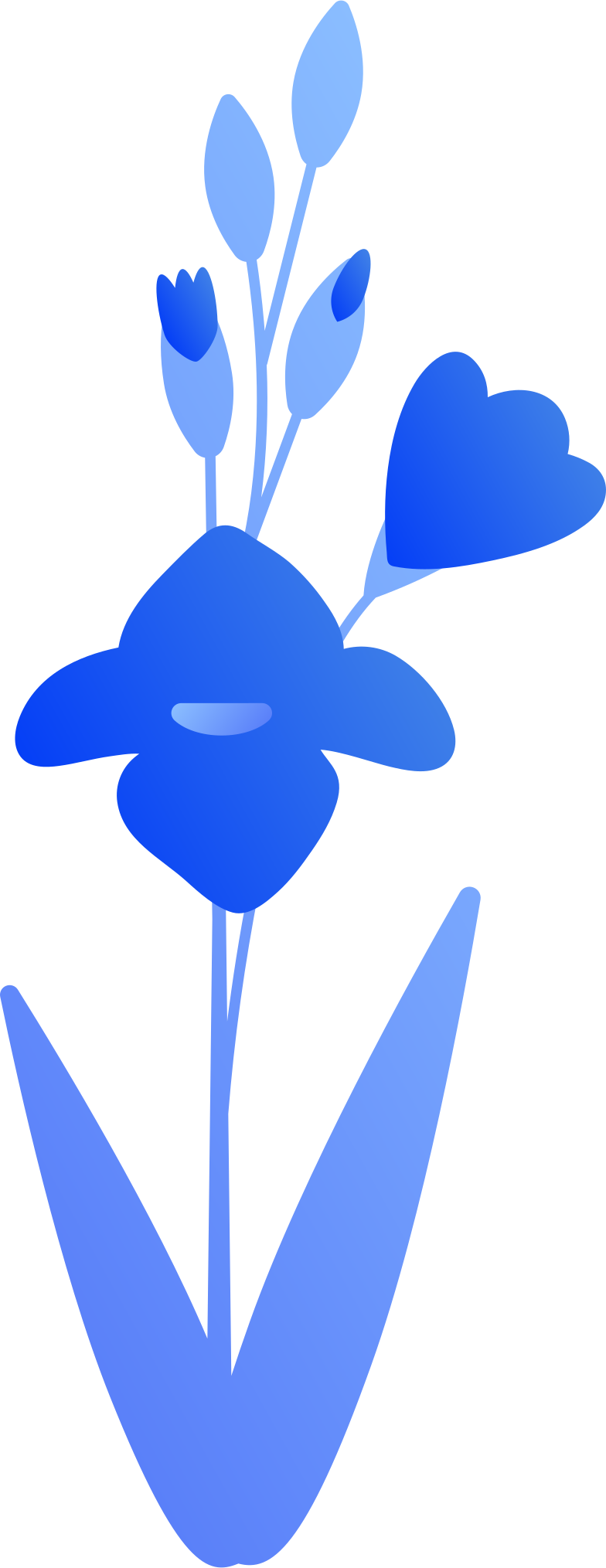 flowers Clipart illustration in PNG, SVG