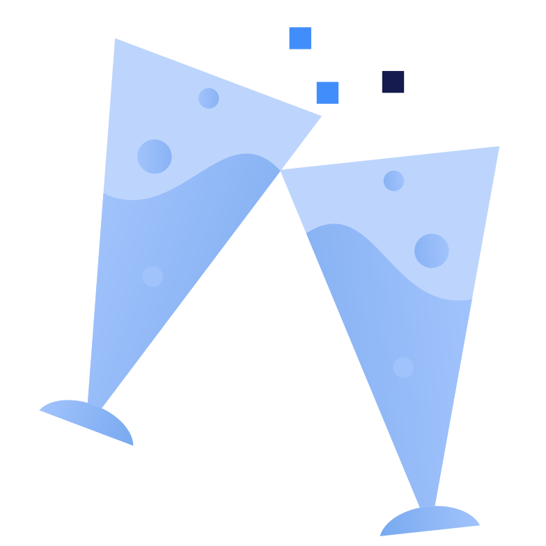 the toast Clipart illustration in PNG, SVG