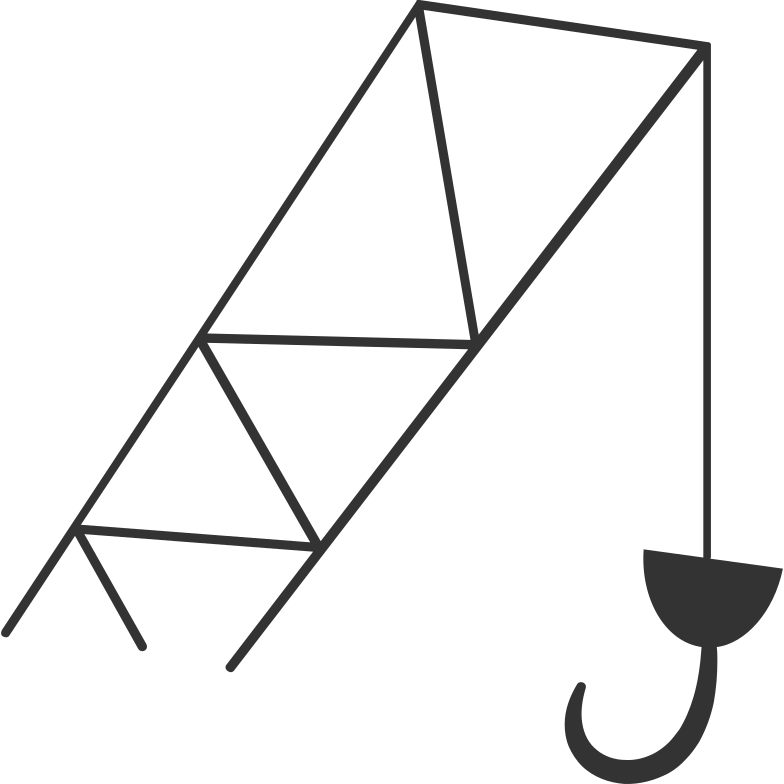 style elevating crane Vector images in PNG and SVG | Icons8 Illustrations