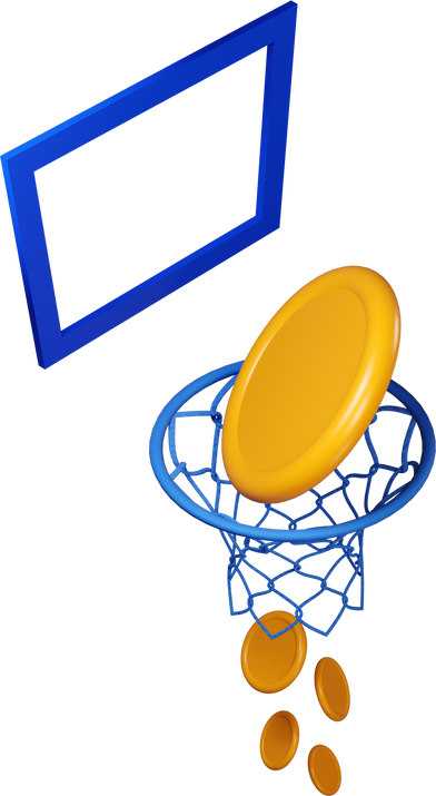 style basketball hoop money images in PNG and SVG | Icons8 Illustrations