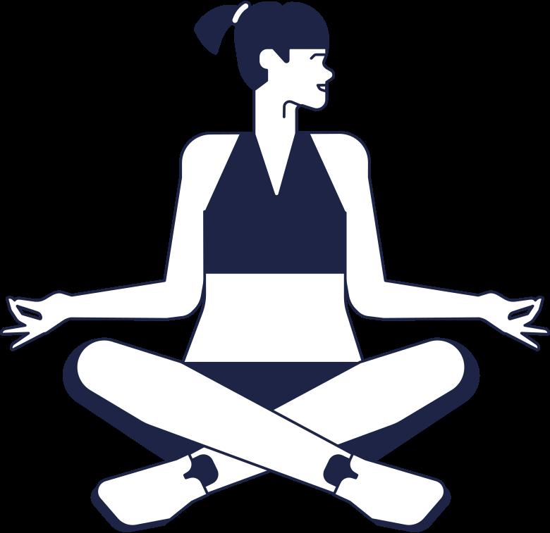 Style  ligne femme yoga Images vectorielles en PNG et SVG | Icons8 Illustrations