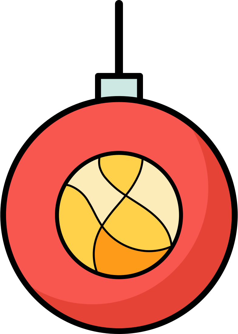 xmas decoration Clipart illustration in PNG, SVG