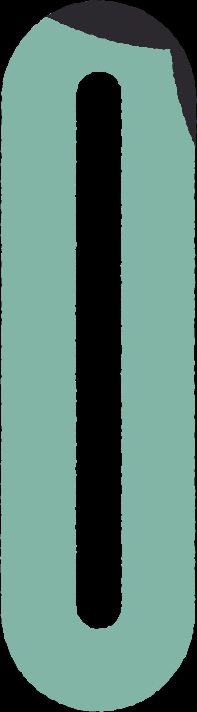 letter o Clipart illustration in PNG, SVG