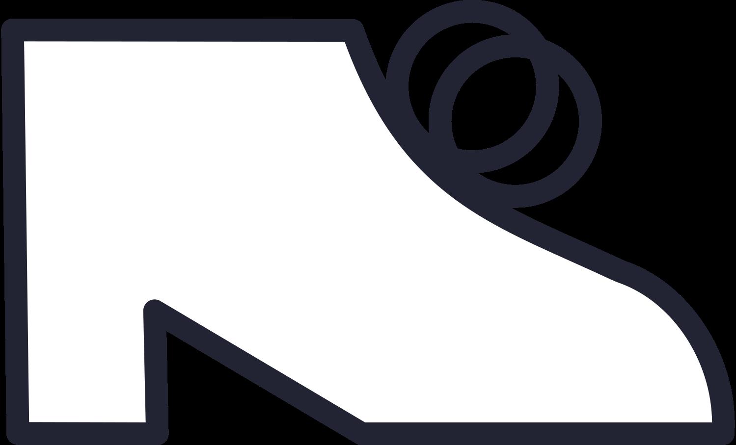 online shopping  shoe Clipart illustration in PNG, SVG