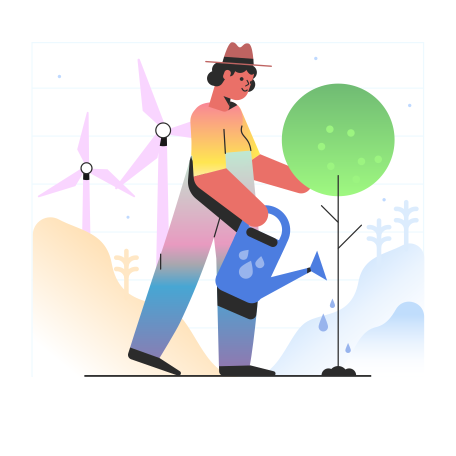 style Ecology care Vector images in PNG and SVG | Icons8 Illustrations
