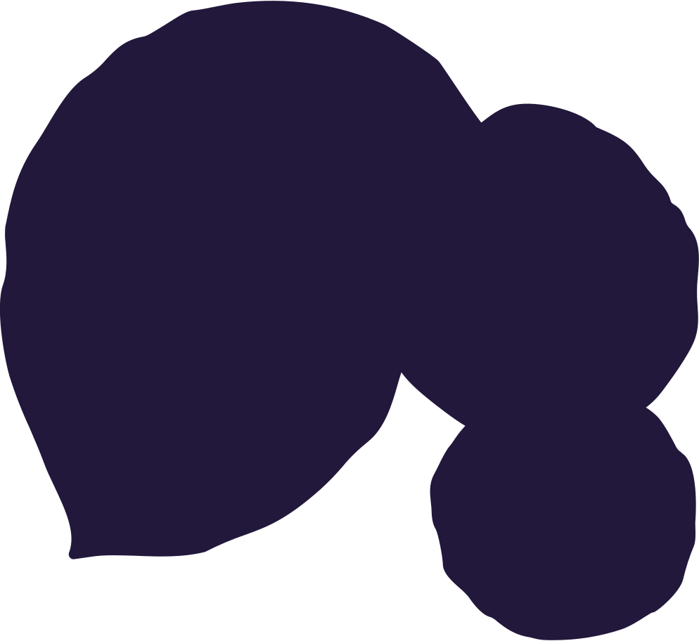 Ilustración de clipart de Pelo- en PNG, SVG