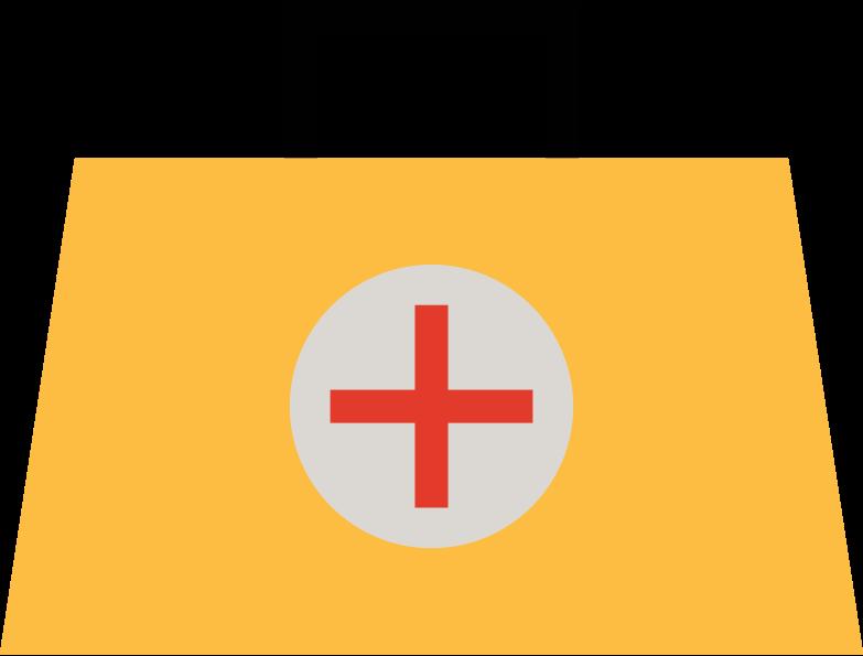 doctor bag Clipart illustration in PNG, SVG