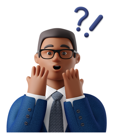 style Businessman shocked images in PNG and SVG   Icons8 Illustrations