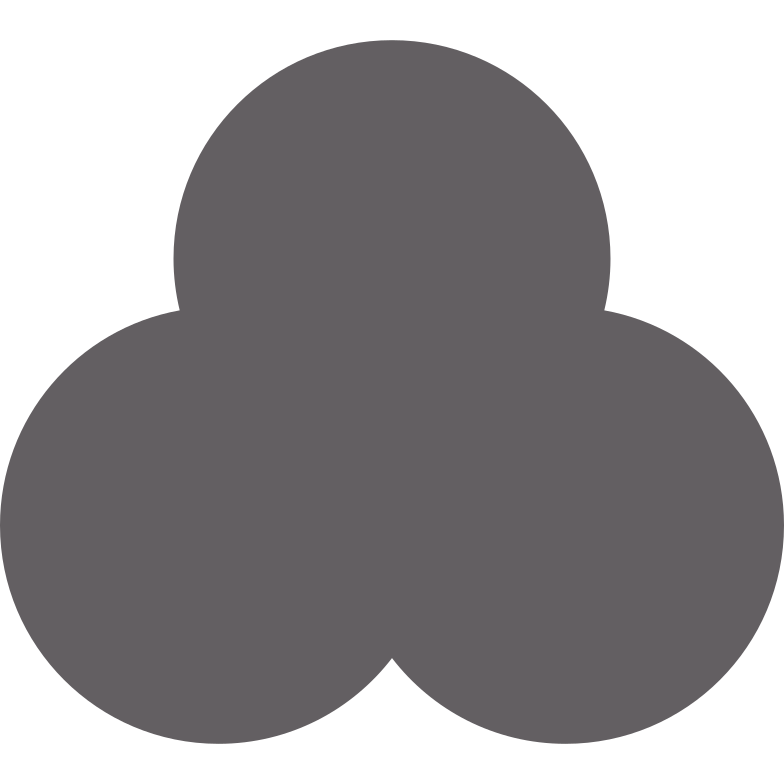 style trefoil grey Vector images in PNG and SVG | Icons8 Illustrations