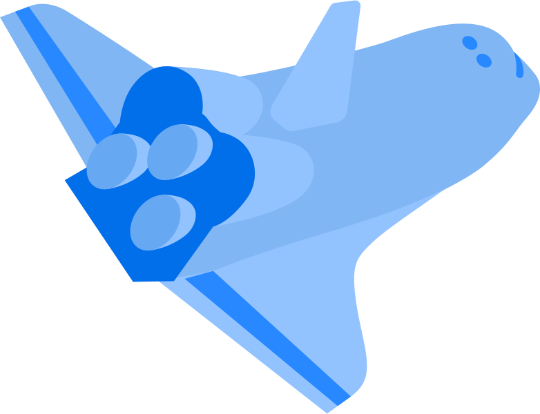 spaceship Clipart illustration in PNG, SVG