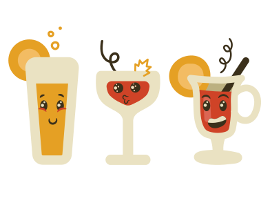 style Cocktails images in PNG and SVG | Icons8 Illustrations