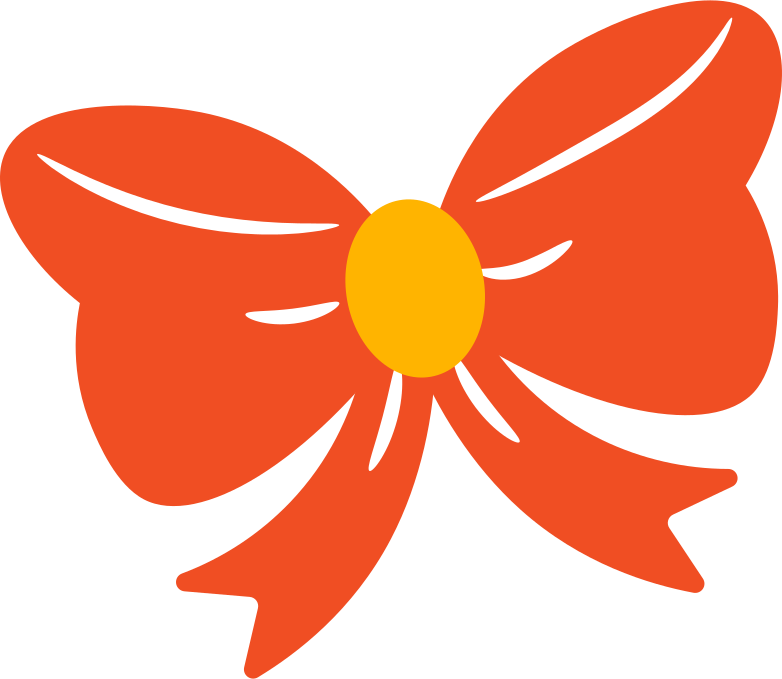 bow Clipart illustration in PNG, SVG