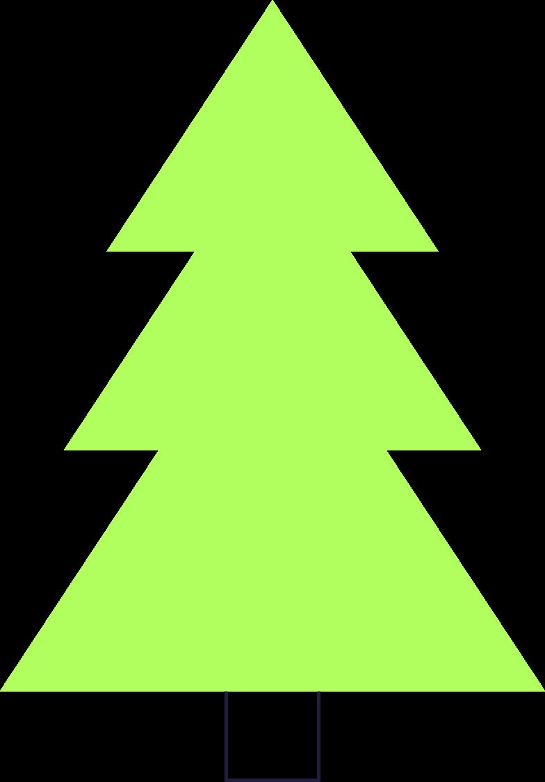 PNGとSVGの  スタイルの クリスマスツリー ベクターイメージ | Icons8 イラスト