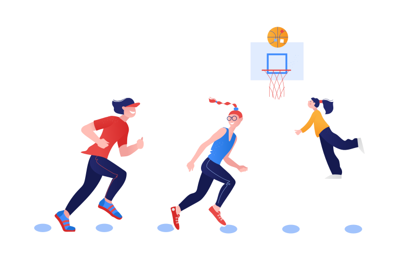 style Gym class Vector images in PNG and SVG | Icons8 Illustrations
