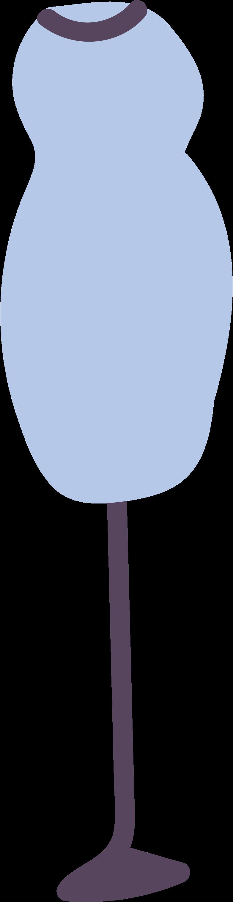 mannequin Clipart illustration in PNG, SVG