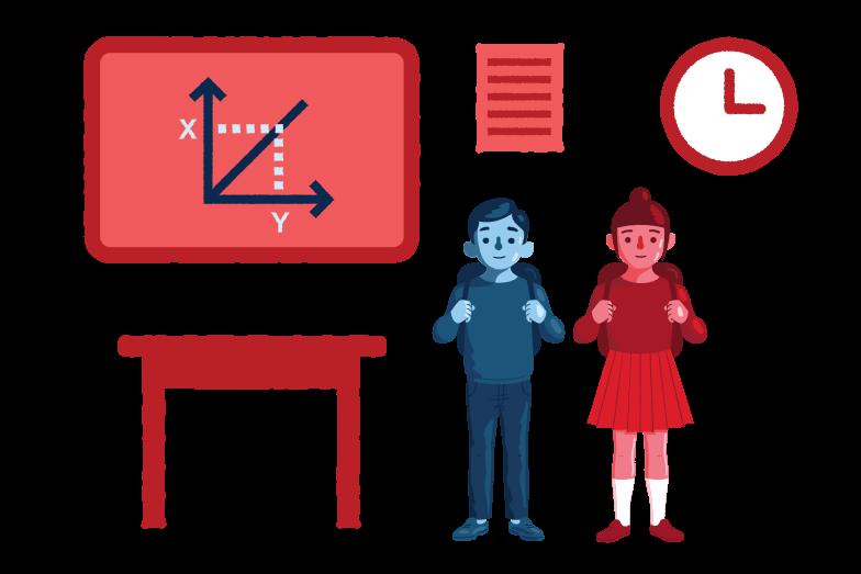 School Clipart illustration in PNG, SVG