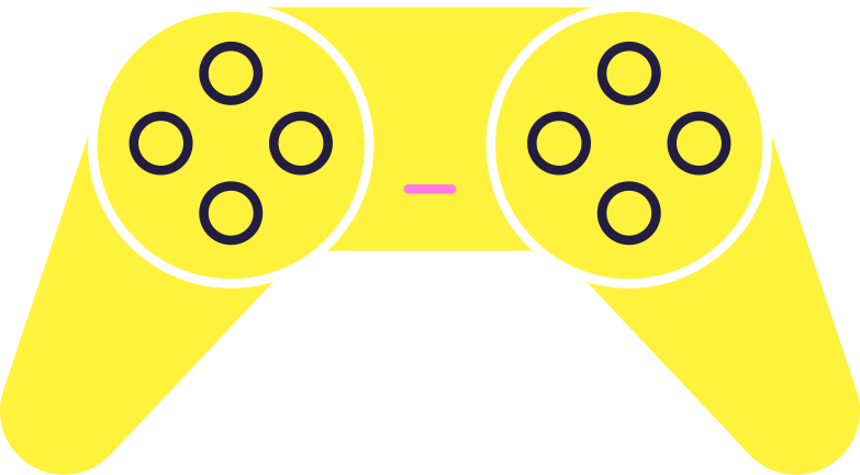 gamepad Clipart illustration in PNG, SVG