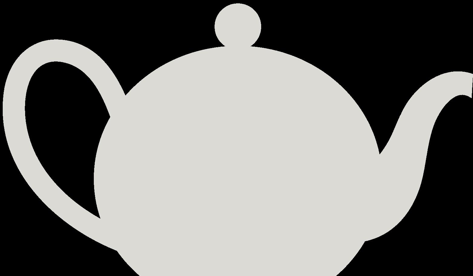 tea set Clipart illustration in PNG, SVG