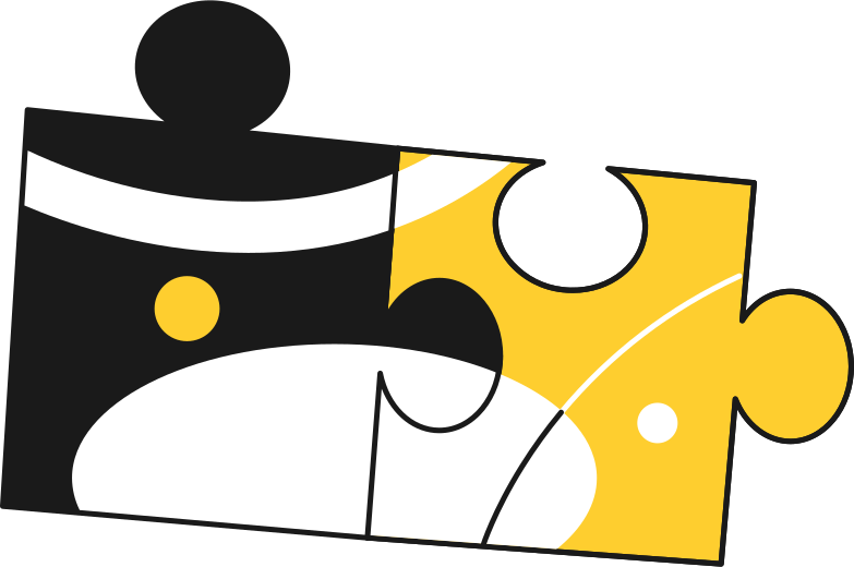 puzzle Illustrazione clipart in PNG, SVG