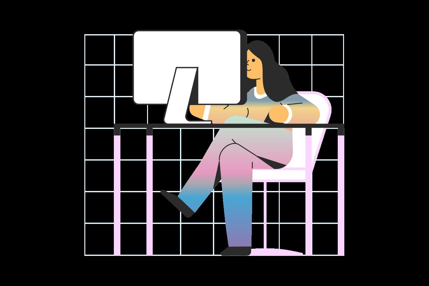 Imágenes vectoriales trabajando en PNG y SVG estilo  | Ilustraciones Icons8