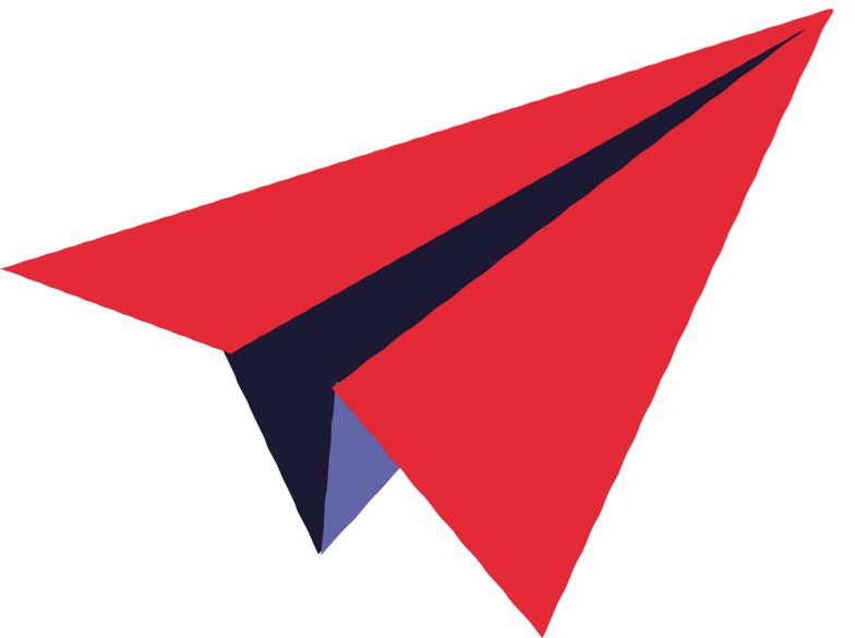 paperplane Clipart illustration in PNG, SVG