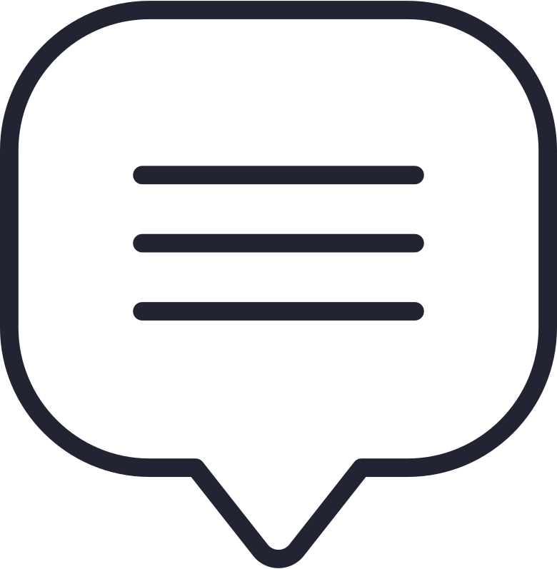 social network  speech bubble Clipart illustration in PNG, SVG