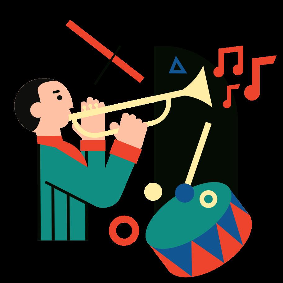 Musik Clipart-Grafik als PNG, SVG