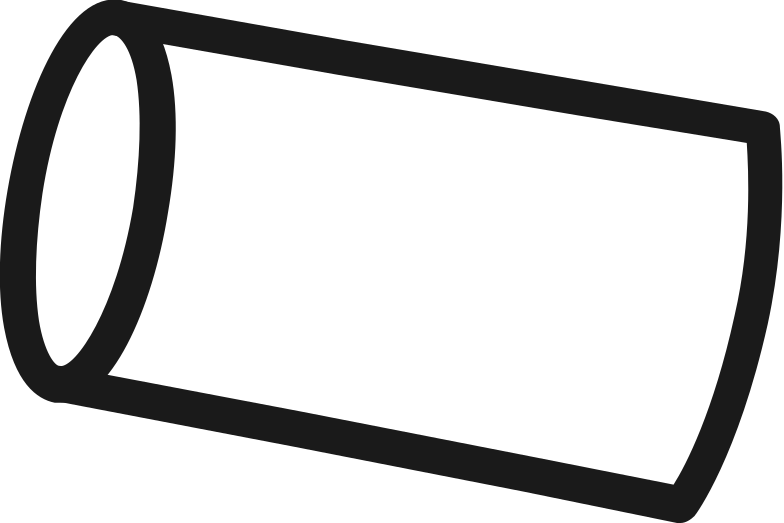cylinder cup Clipart illustration in PNG, SVG