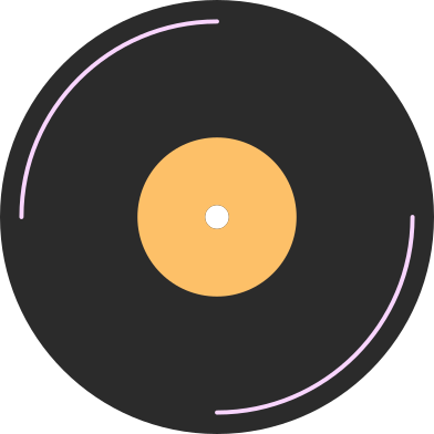 style vinyl disk images in PNG and SVG | Icons8 Illustrations