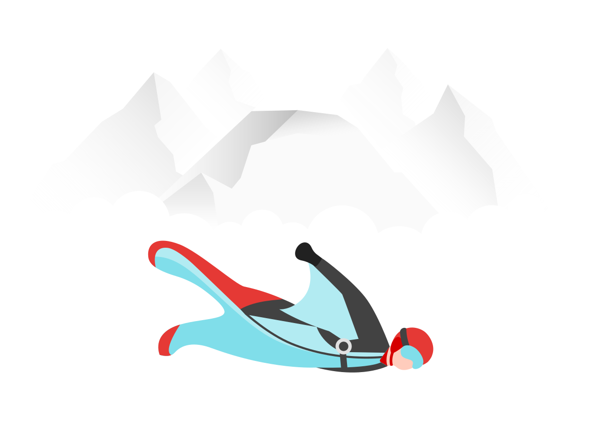 style Wingsuit Vector images in PNG and SVG   Icons8 Illustrations