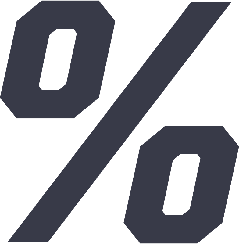 percent Clipart illustration in PNG, SVG
