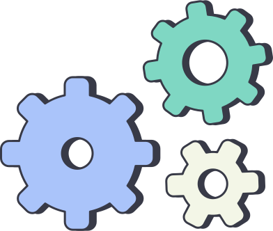 style gears images in PNG and SVG | Icons8 Illustrations