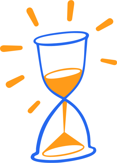 style hourglass with decorative lines images in PNG and SVG | Icons8 Illustrations