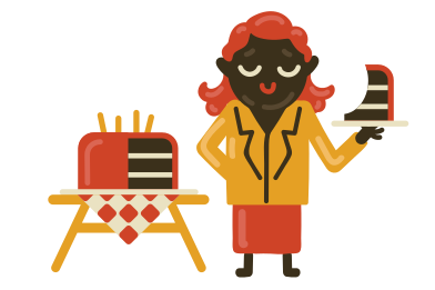style Very good cake images in PNG and SVG | Icons8 Illustrations