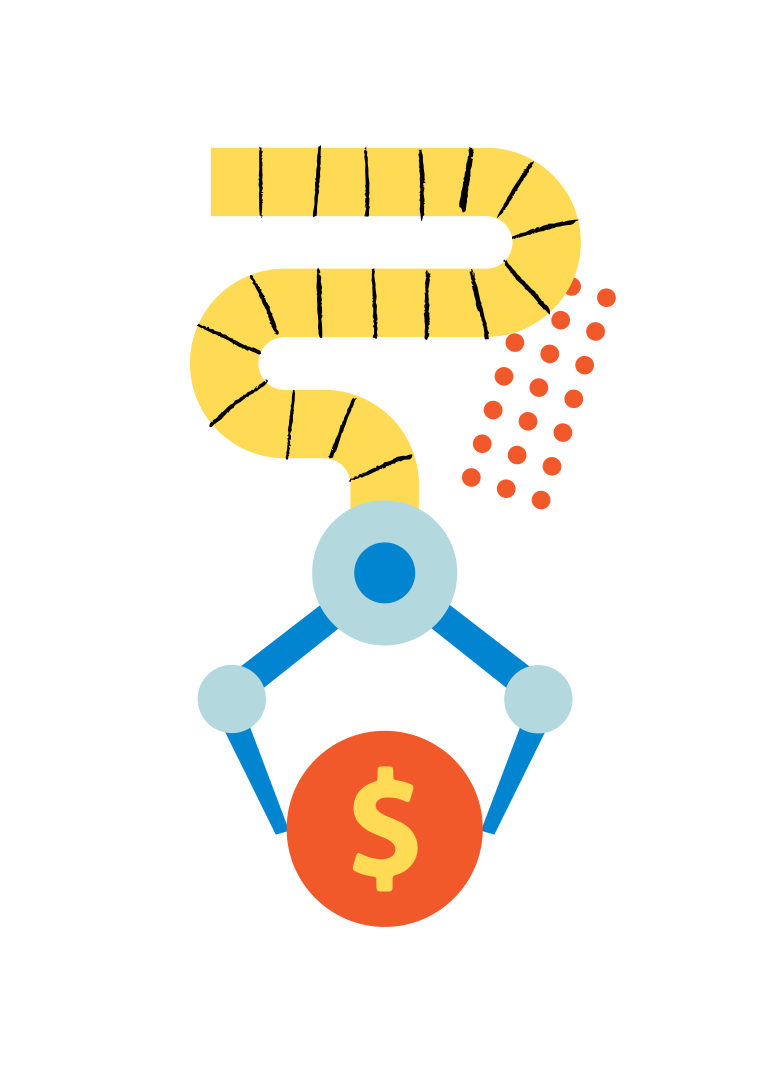 Payment processed Clipart illustration in PNG, SVG