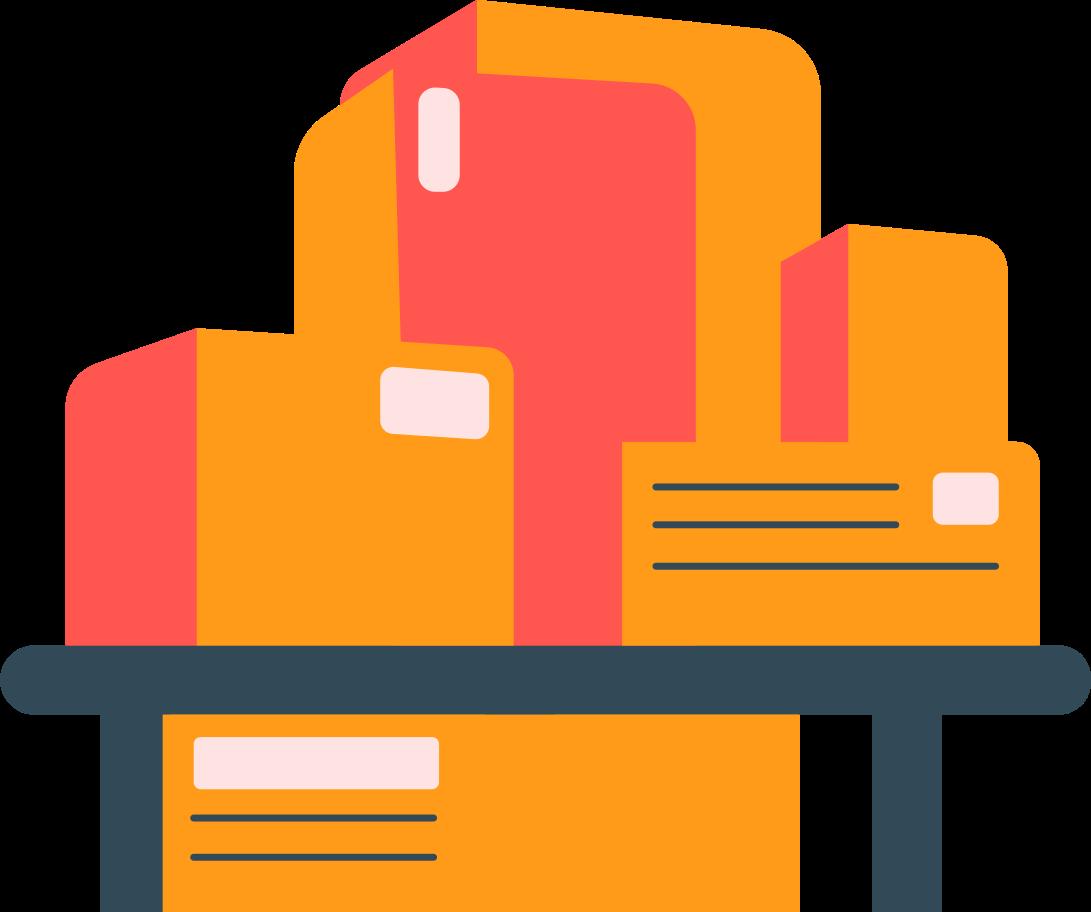 Style  rack avec boîtes Images vectorielles en PNG et SVG | Icons8 Illustrations