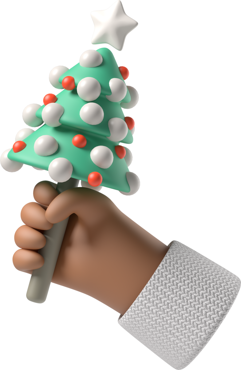 style christmas tree hand Vector images in PNG and SVG | Icons8 Illustrations