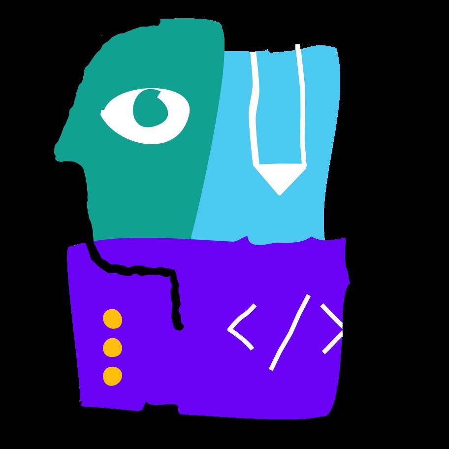 Programmist Clipart illustration in PNG, SVG