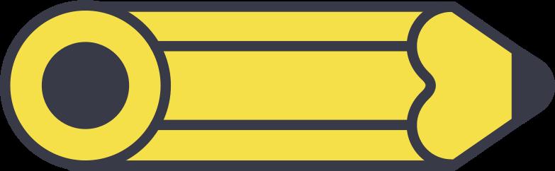 pencil Clipart-Grafik als PNG, SVG
