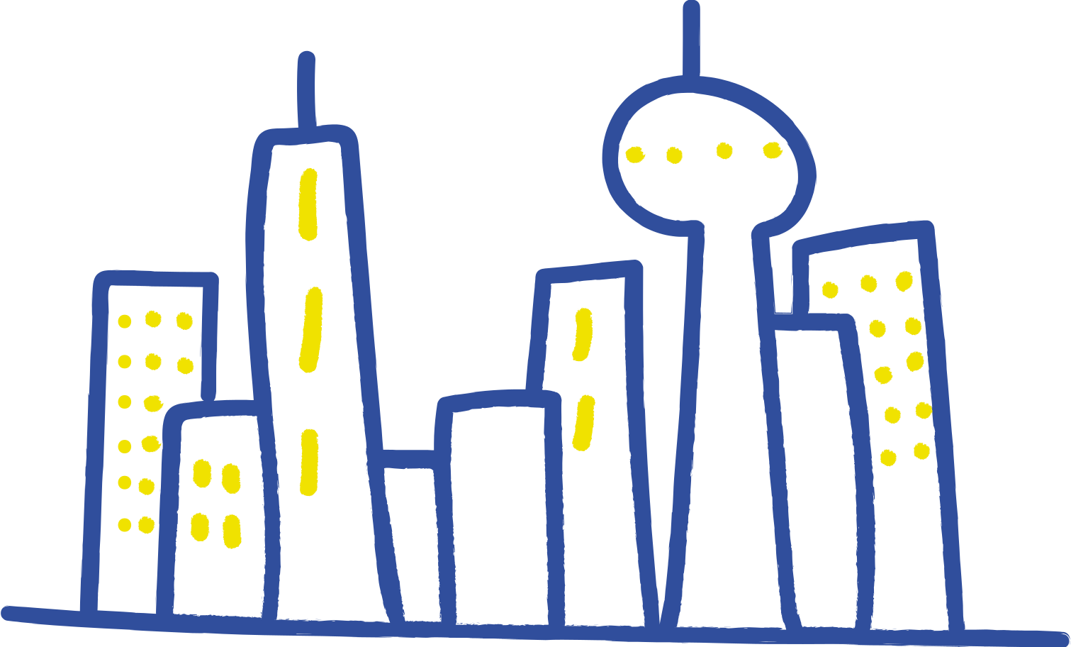 cityscape Clipart illustration in PNG, SVG