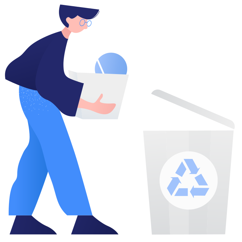style Recyclable waste Vector images in PNG and SVG | Icons8 Illustrations