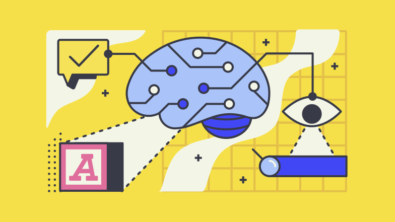 Machine Learning Clipart illustration in PNG, SVG
