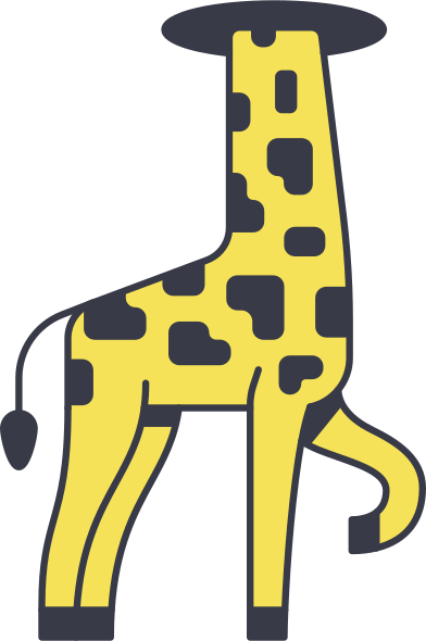 style giraffe images in PNG and SVG | Icons8 Illustrations